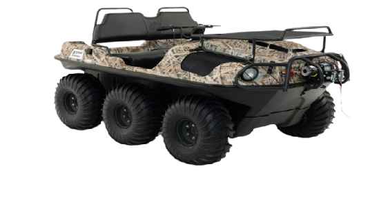 Вездеход арго FRONTIER 6X6 700 SCOUT